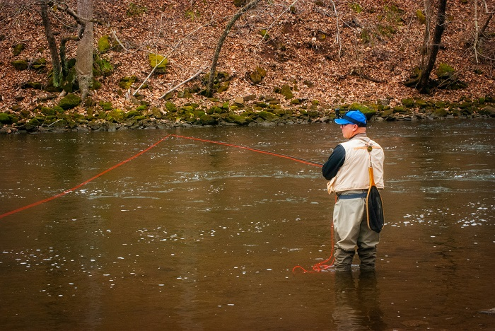 Know About Fly Fishing