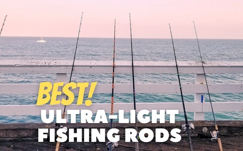 best ultralight fishing rods 1