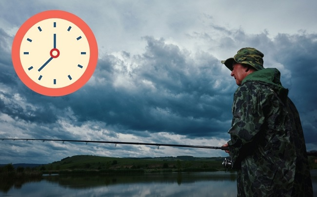 Best time to fish for trout in winter 1