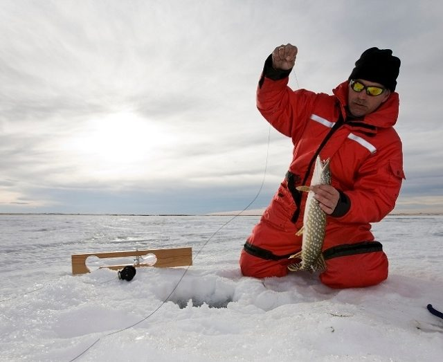What is the best underwater camera for ice fishing