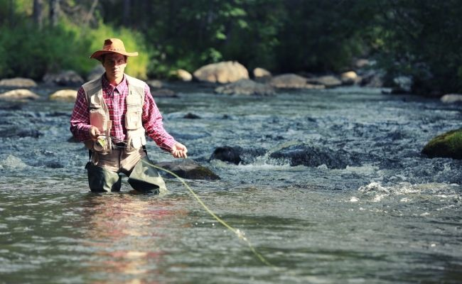 Is fly fishing more effective