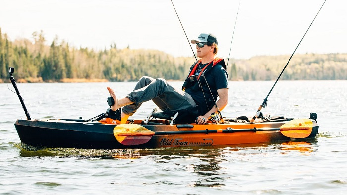 Can you use a fishing kayak for recreation use