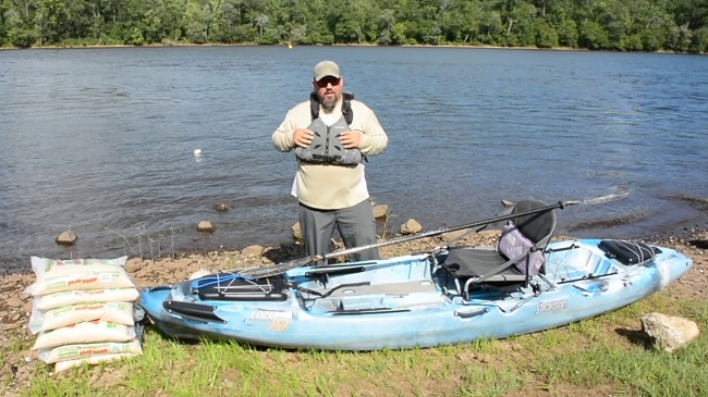 How do you make your kayak hold more weight