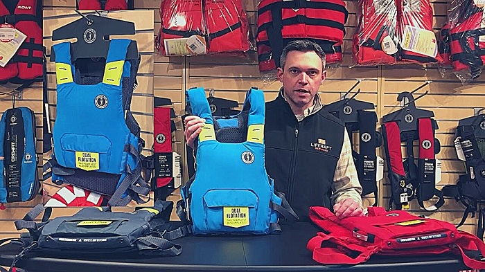 the 5 different types of PFD