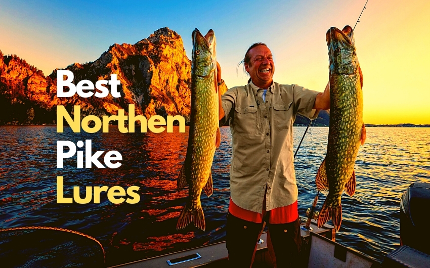 Best ice fishing lures for Pike Fishing