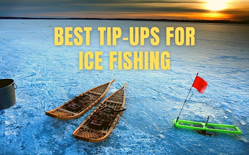 best tip ups for ice fishing