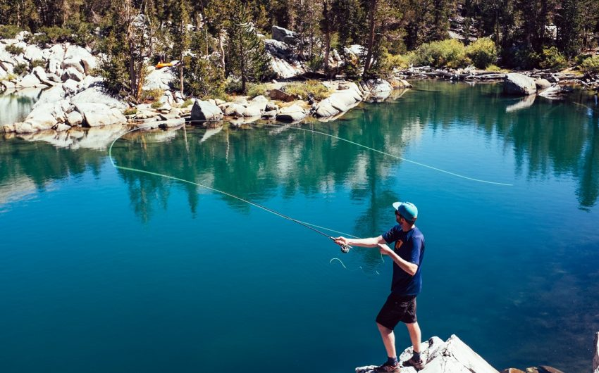 Fly Fishing techniques