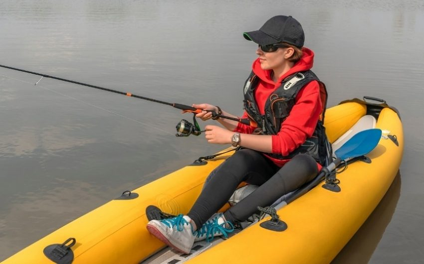 how to make a kayak more stable 1