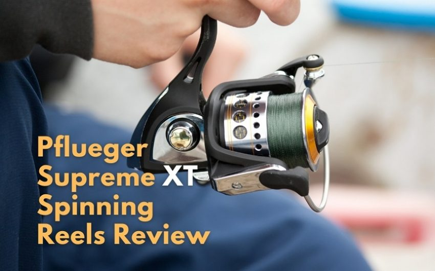 pflueger supreme xt spinning reels review